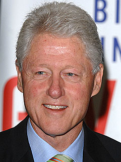 Bill Clinton in 'Good Spirits' After Hospitalization | Bill Clinton