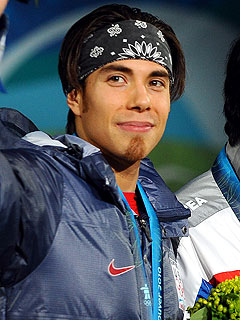 Apolo Anton Ohno Wins Record Seventh Medal | Apolo Anton Ohno