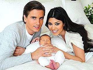 Mom Surprised Kourtney Kardashian's So Calm with Baby | Kourtney Kardashian, Scott Disick