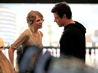 Taylor Swift Sees Two Boys in Two Days: Cory & Taylor