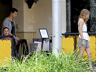 Taylor Swift Sees Two Boys in Two Days: Cory & Taylor| Couples, Cory Monteith, Taylor Lautner, Taylor Swift