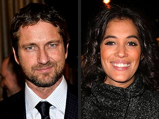 Gerard Butler Has Romantic Rendezvous with French TV Host | Gerard Butler