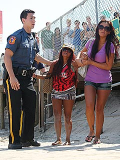 Snooki Arrested for Alleged Public Drunkenness | Nicole Polizzi
