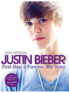 FIRST LOOK: Justin Bieber's Book Cover Revealed