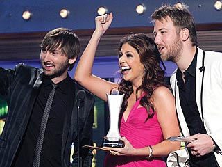 Lady Antebellum Dominates ACM Awards | Lady Antebellum