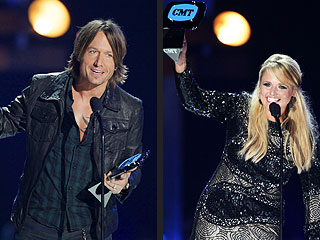 Keith Urban, Miranda Lambert Among Big Winners at CMT Music Awards | Keith Urban, Miranda Lambert