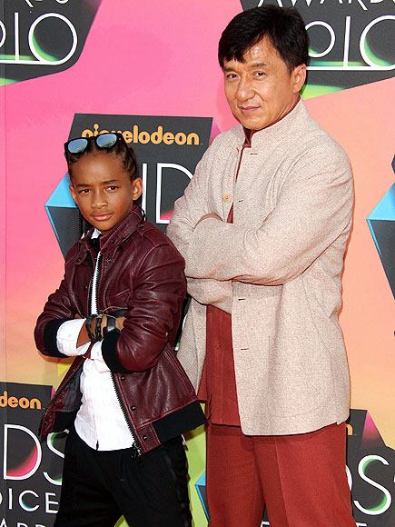 TOUGH GUYS photo | Jackie Chan, Jaden Smith