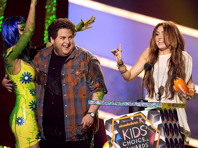 WON'T YOU BE SLIME photo | Jonah Hill, Katy Perry, Miley Cyrus