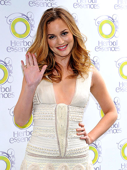 OF THE 'ESSENCE' photo   Leighton Meester