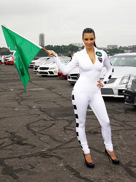 Start Your Engines photo | Kim Kardashian