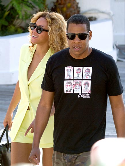 HOVA DOWN UNDER photo | Beyonce Knowles, Jay-Z