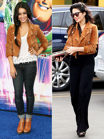 VANESSA'S JACKET  photo | Vanessa Hudgens