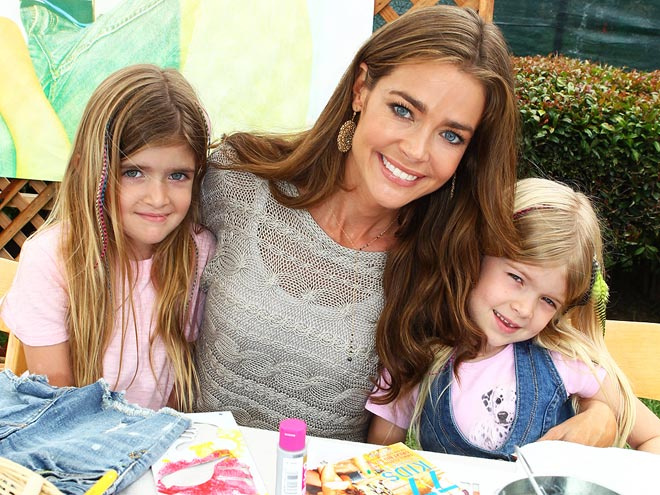 SAM & LOLA  photo | Denise Richards