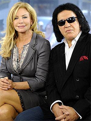 Gene Simmons Proposed 'Months Ago' | Gene Simmons