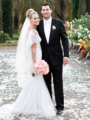 Molly Sims's Official Wedding Photos | Molly Sims