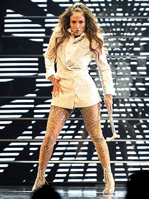 Jennifer Lopez Breaks Down on Stage | Jennifer Lopez