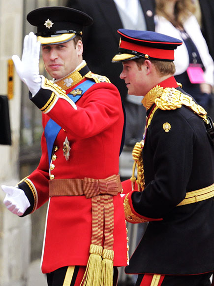 PRINCES WILLIAM & HARRY   photo | Prince Harry, Prince William