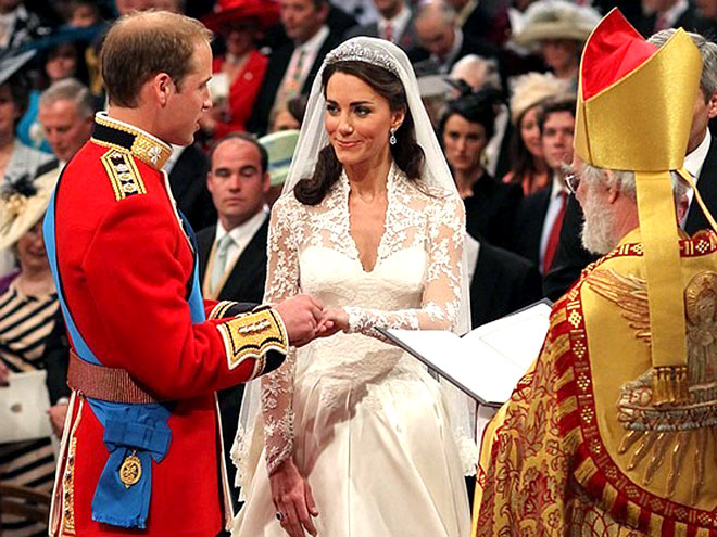 I THEE WED   photo | Royal Wedding, Kate Middleton, Prince William