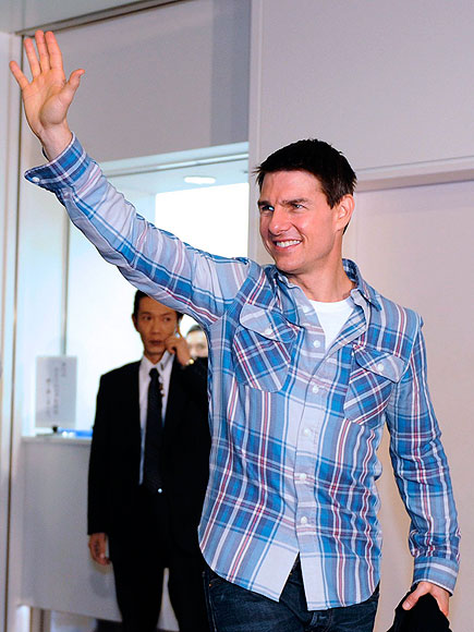 JAPANIMATION photo | Tom Cruise