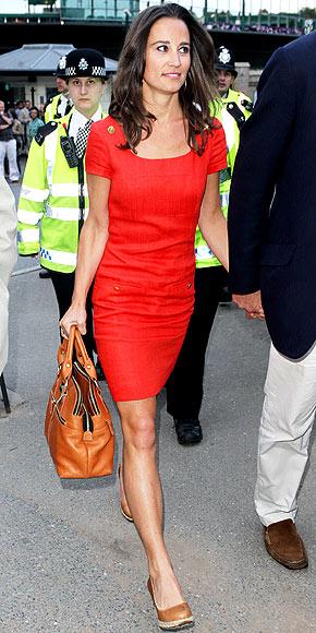 SCARLET FEVER photo | Pippa Middleton