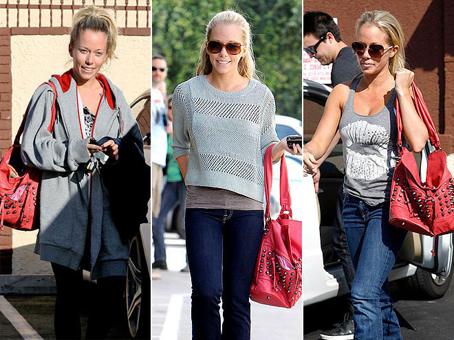 VIETA HANDBAG photo | Kendra Wilkinson