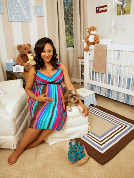 HAPPY MOM-TO-BE photo | Tamera Mowry