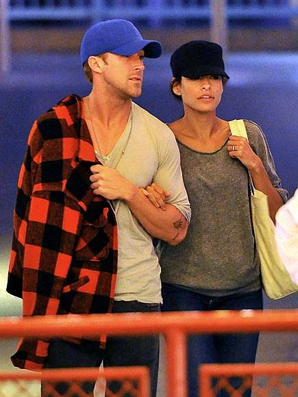 RYAN & EVA    photo | Eva Mendes, Ryan Gosling