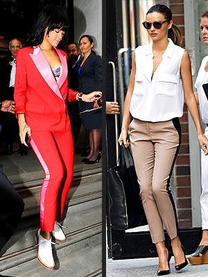 Rihanna Miranda Kerr
