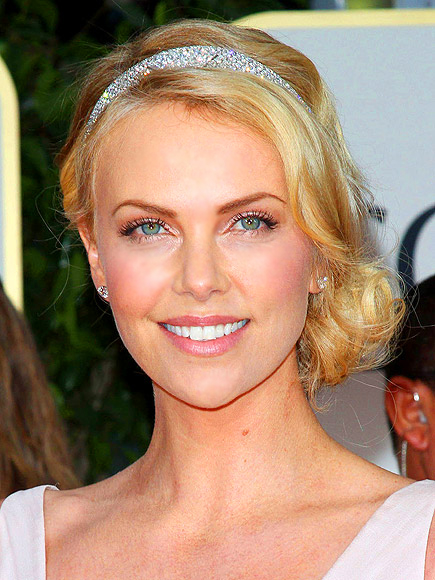 CHARLIZE'S COMPLEXION photo | Charlize Theron