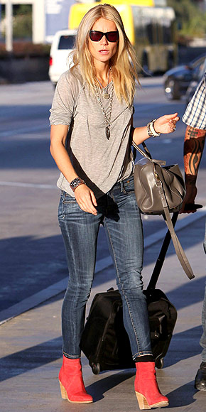 GWYNETH PALTROW'S SKINNIES photo | Gwyneth Paltrow