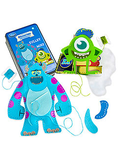 Monsters University Sew Your Own Monster Kit