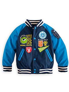Monsters University Varsity Jacket