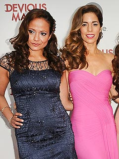 Devious Maids Roselyn Sanchez Ana Ortiz Judy Reyes