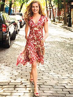 Rebecca Romijn Redbook Cover