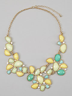 Statement Necklace Zulily