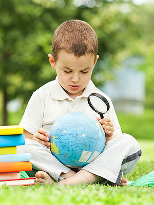 Tips on How to Introduce Kids to Geography