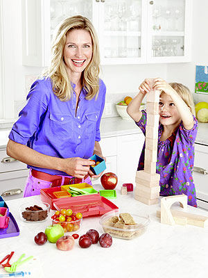 Catherine McCord: Weelicious Lunches Think Outside the Lunch Box book
