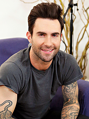 Image result for Adam Levine