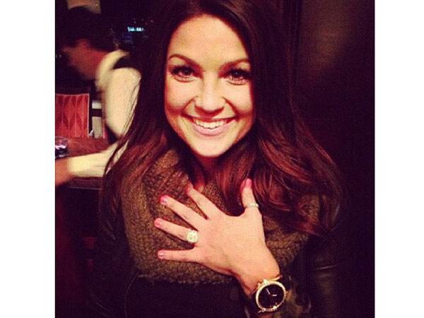 The Bachelor's Tierra Gets Engaged| Engagements, The Bachelor, TV News, Sean Lowe
