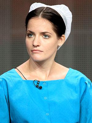Breaking Amish's KateStoltzfus Poses for Maxim| TLC, Breaking Amish