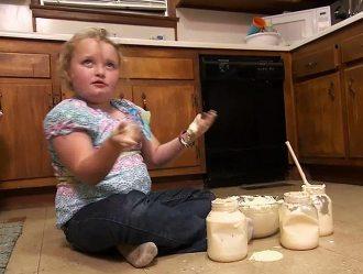 I want all the mayonnaise.