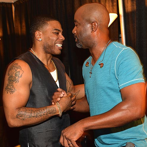 HANDY MEN photo | Darius Rucker, Nelly