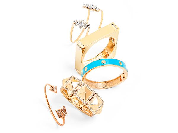 BaubleBar People StyleWatch bracelet stack builder