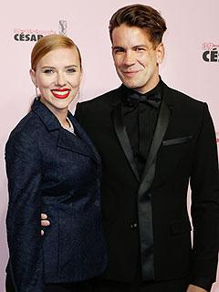 Scarlett Johansson Welcomes Daughter Dorothy-Rose Romain Dauriac