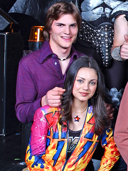 That 70s Shows Mila Kunis And Ashton Kutcher Are Engaged