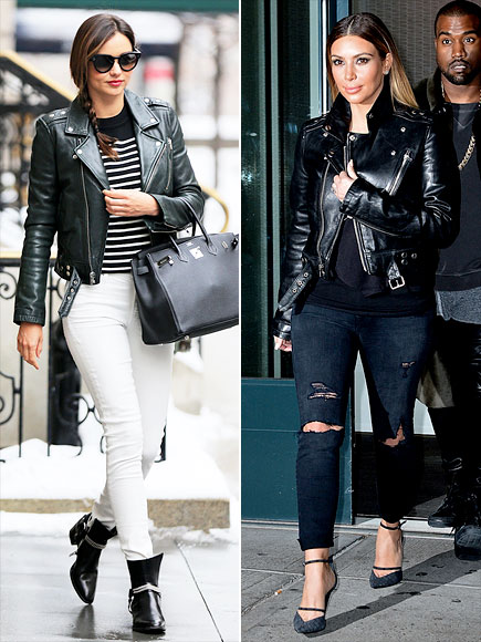 MIRANDA VS. KIM  photo | Kim Kardashian, Miranda Kerr