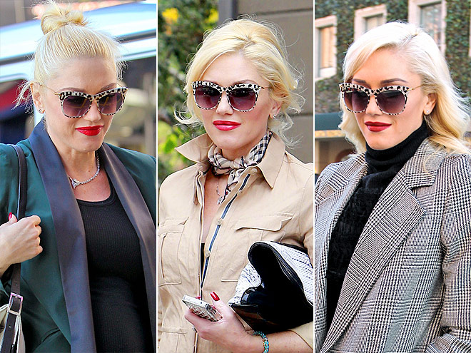 ELIZABETH AND JAMES SUNGLASSES   photo | Gwen Stefani