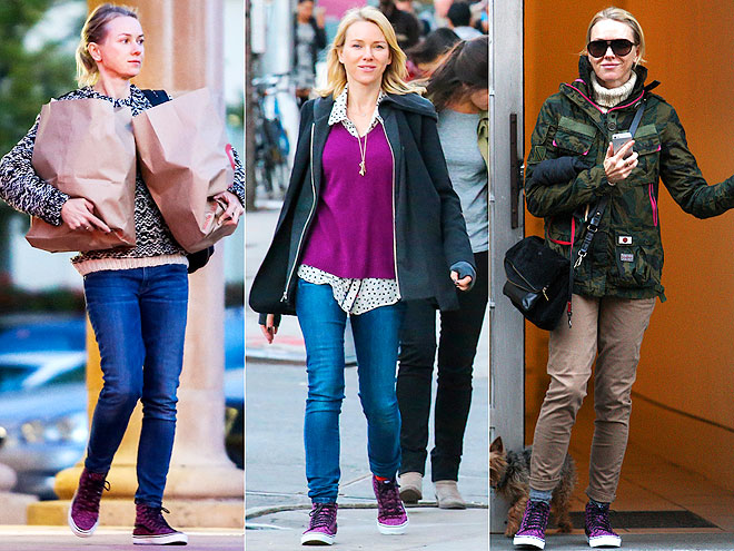 VANS SNEAKERS photo | Naomi Watts
