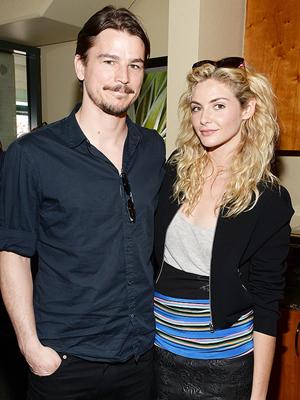 Josh Hartnett and Tamsin Egerton Expecting First Child