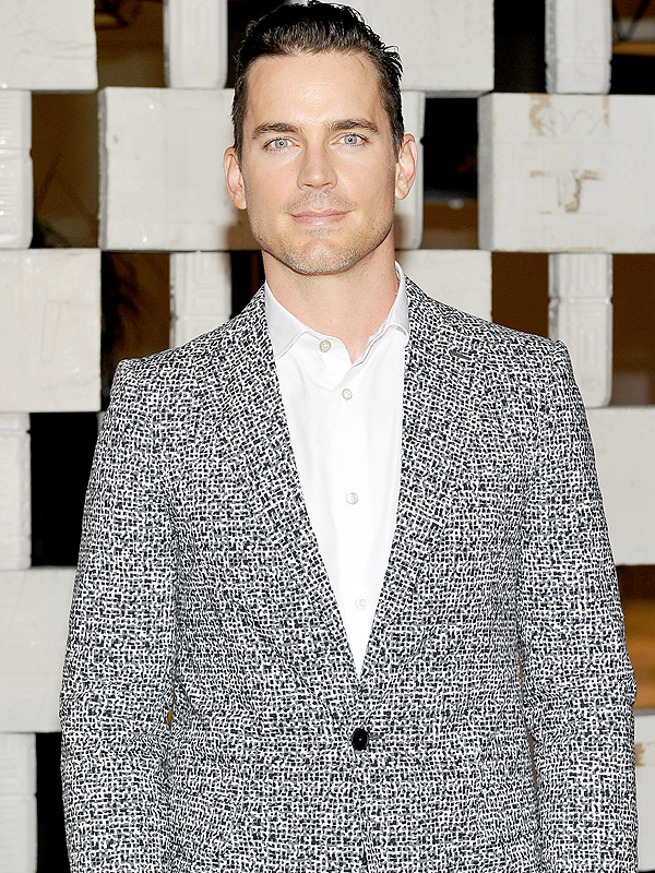 Matt Bomer husband Simon Halls The Hammer Museum